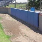 Frenship Backstop Pads