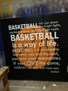 Gym Pad - Jordan Quote-1